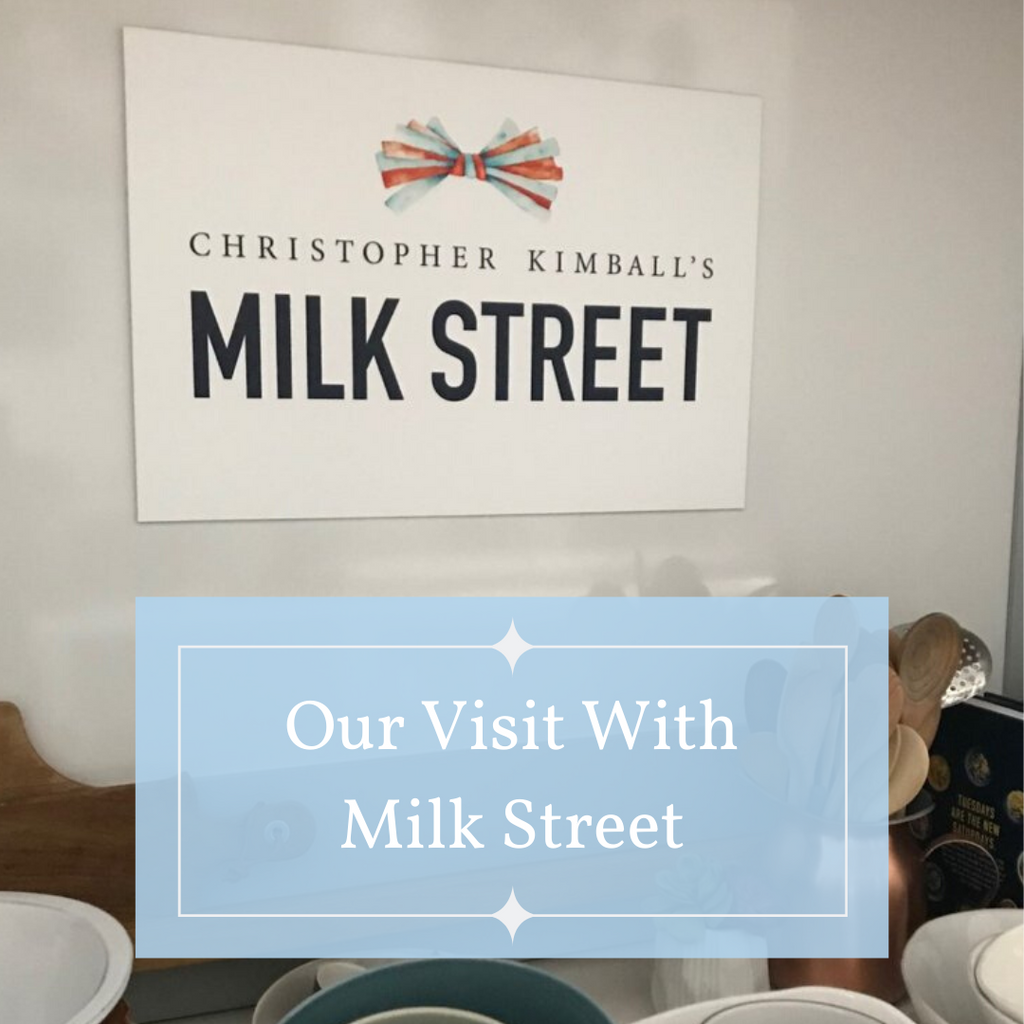 We Visited Christopher Kimball's Milk Street and This is What We Learned