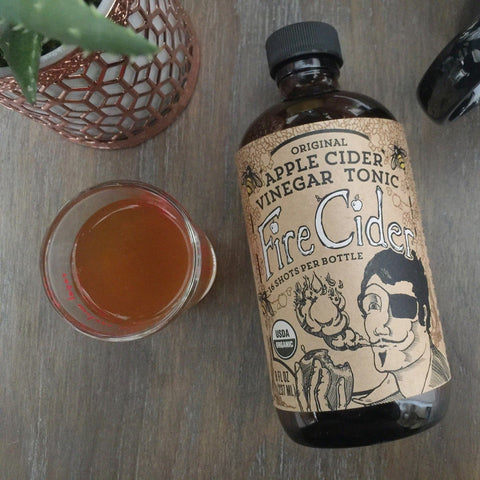 Boost Your Health Naturally with Fire Cider