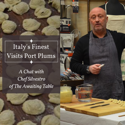 Italy's Finest Visits Port Plums