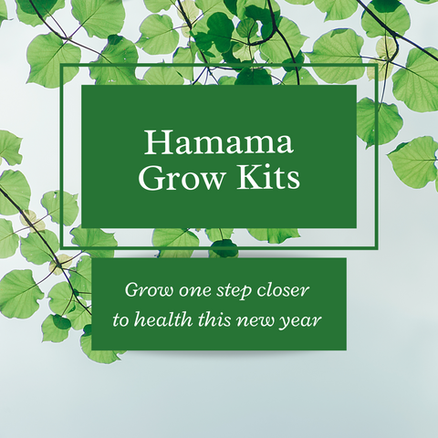 Get Your Hamama Grow Kit!