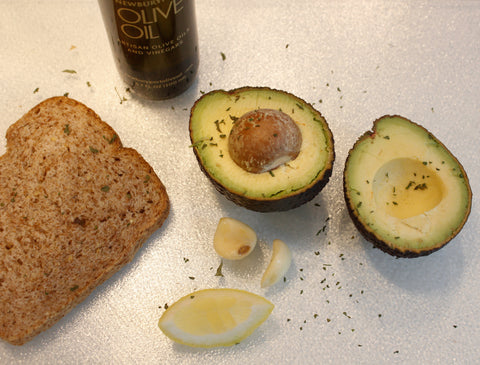 Avocado Toast Ingredients
