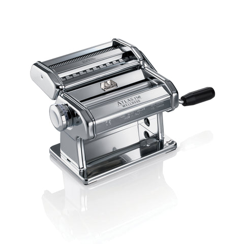 Atlas 150 Pasta Machine - Chrome
