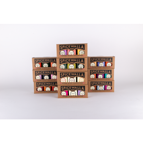 Spice Collections Tins and Gift Sets