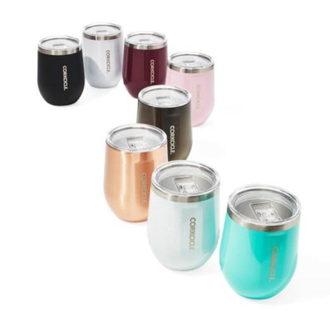 Corkcicle Stemless Tumblers