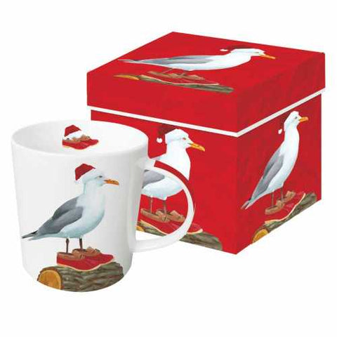 Stanley the Seagull - Mug Gift Box