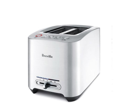 Die-Cast Smart Toaster - 2 Slice