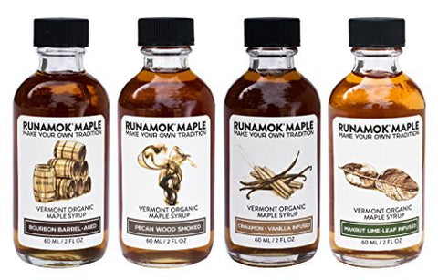 60ml Maple Syrups