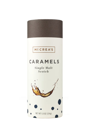 Single Malt Scotch Caramels