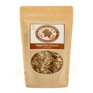 Maple Nut Granola