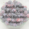 Beach Plum White Balsamic Vinegar