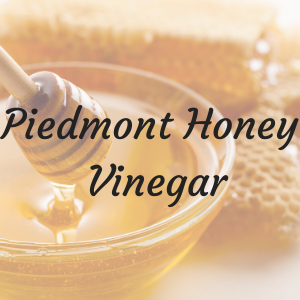 Piedmont Honey Vinegar