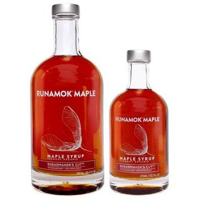 Sugarmaker's Cut Maple Syrup