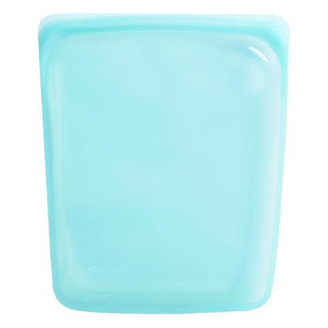 Half-Gallon Reusable Silicone  Bag
