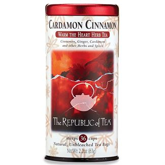 Cardamon Cinnamon Herbal Tea
