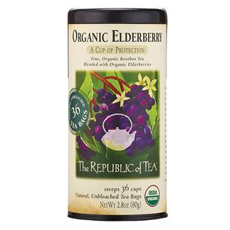 Organic Elderberry Red Tea