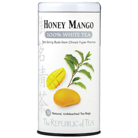 Honey Mango White Tea