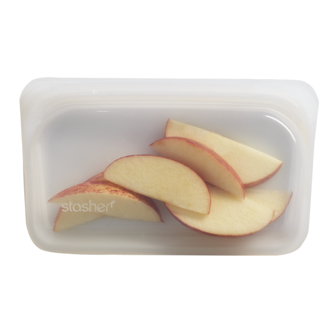 Snack Reusable Silicone Bag