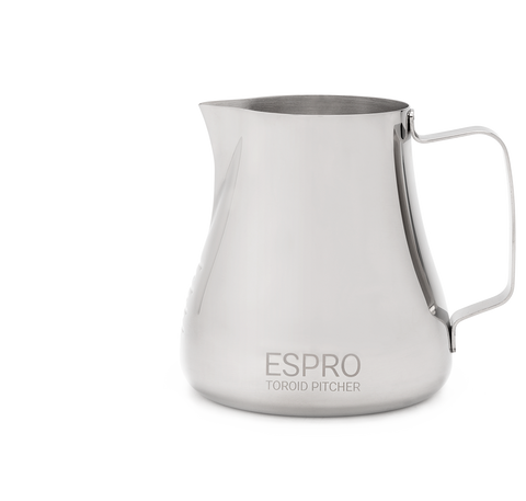 Toroid Steaming Pitcher - 12oz
