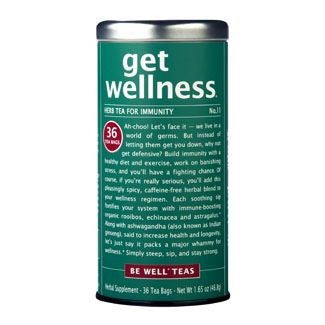 Get Wellness Tea