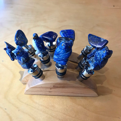 Chilean Lapis Wine Stoppers