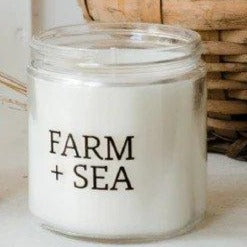 Large Farm + Sea Candles