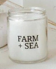 Medium Farm + Sea Candles