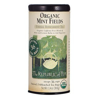 Organic Mint Fields Tea