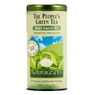 People's Daily Green Tea
