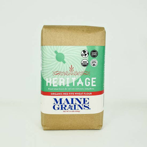 Organic Flour & Grains
