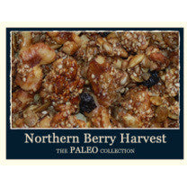 Northern Berry Harvest Paleo Granola