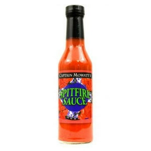 Spitfire Red Habanero Sauce