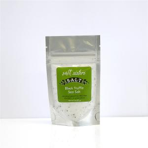 Black Truffle Sea Salt - 2oz Bags