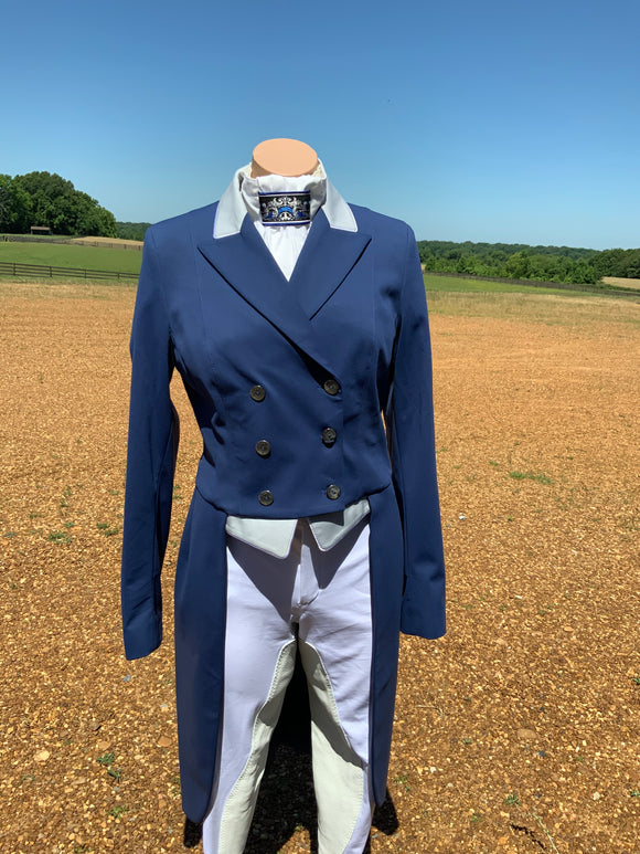 Animo Lageo Custom Tailcoat in Otremere 44