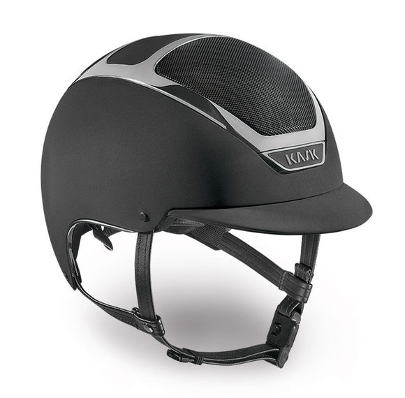 Kask Dogma Chrome Light Helmet (snap)