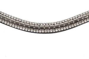 PS of Sweden Silver Twist Browband