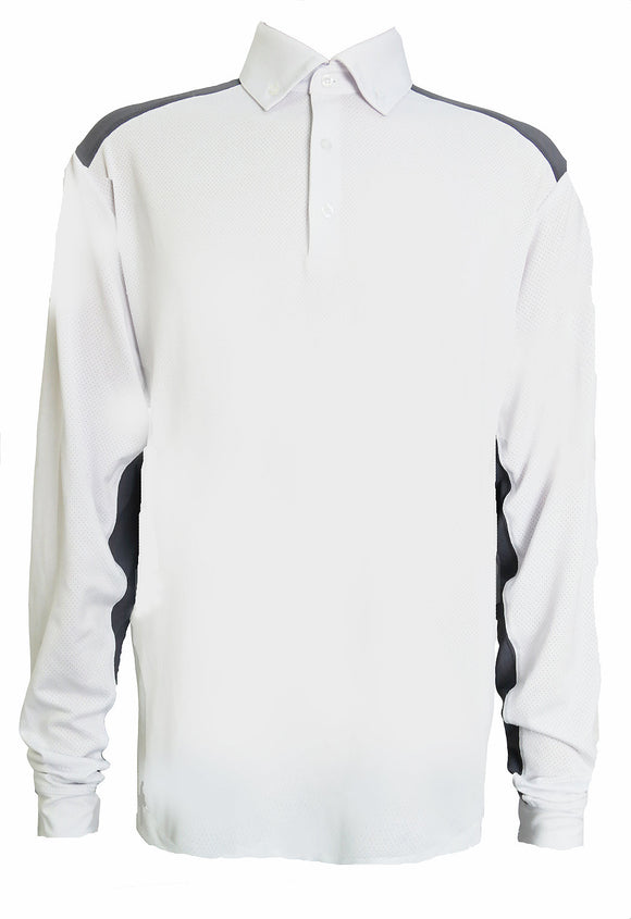 EIS Men's Long Sleeve Performance Shirt-CLEARANCE