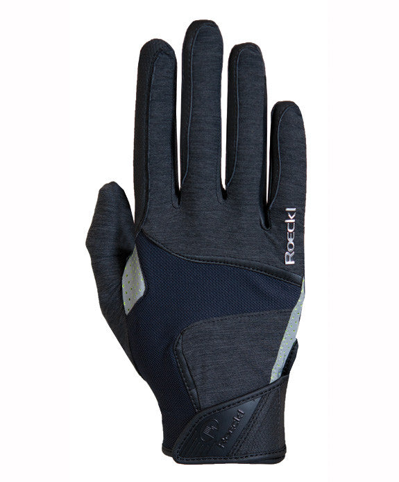 Roeckl Mendon Gloves in Anthracite