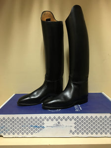 Konig Men's Royal Dressage Boot US 10.5 (38cm calf 47/55cm height)