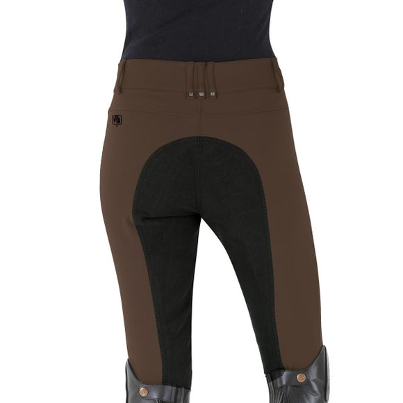 ROMFH Sarafina Full Seat Breeches in Coffee