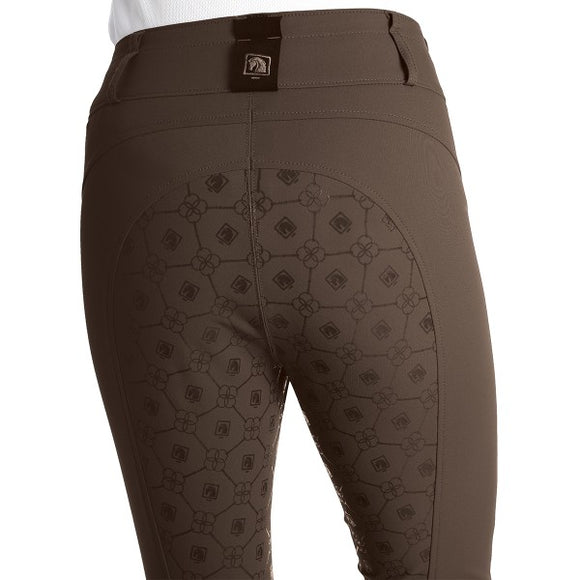 ROMFH Isabella Full Grip Breeches in Coffee