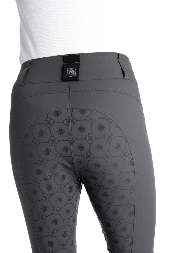 ROMFH Isabella Full Grip Breeches in Pewter