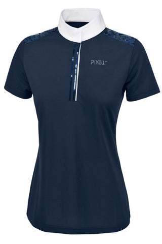 Pikeur Svenja Show Shirt in Navy