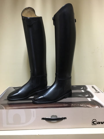 Cavallo Piaffe Plus Dressage Boot US 7.5 (34cm calf 49cm height)