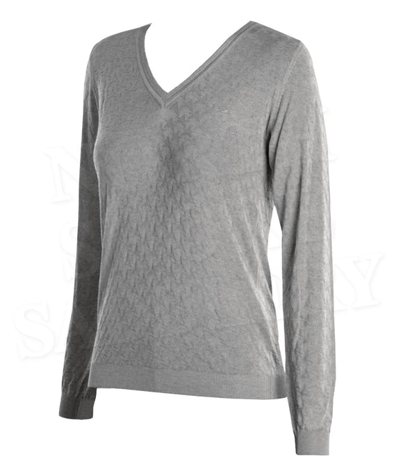 Animo Solei Sweater - Gray