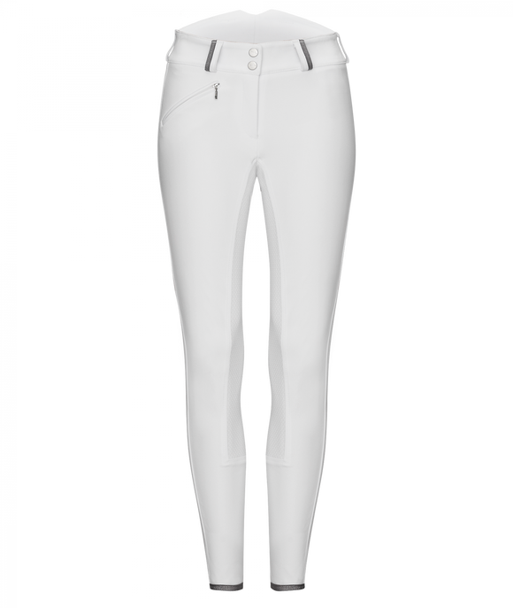 Cavallo Chagall Full Seat Breech - White/Gray