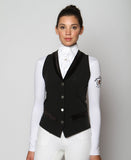 Arista Modern Dressage Vest (Black, Grey, & Navy)