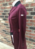 Animo Lageo Custom Tailcoat in Amaranto IT 40