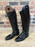 USED Konig Grandgester + Zippers US 10.5 (Calf 39.5cm 48/55cm height)