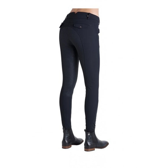 Montar Beth F/S Breeches - Black