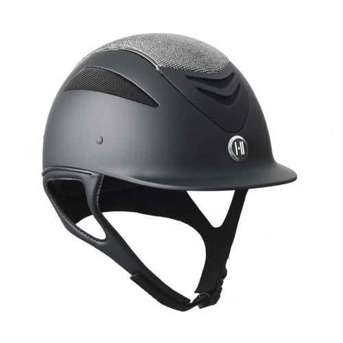 One K Defender Glamour Helmet - Black Matte